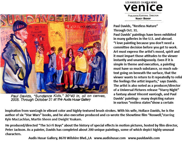 venice magazine article