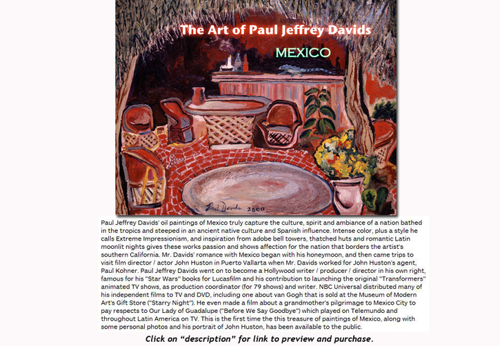 Mexico by Paul Jeffrey Davids